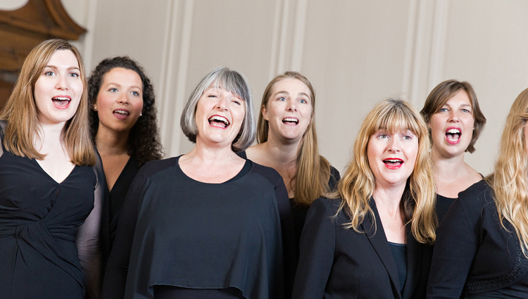 The Lucy Cavendish Singers